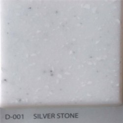 Silver Stone Acrylic Solid Surface
