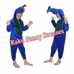 Kids Peacock Costume
