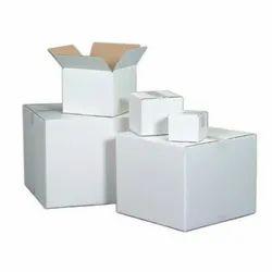 Kraft and Duplex White Boxes