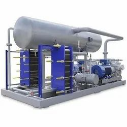 Reciprocating Ammonia Chillers
