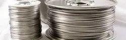 Silver Titanium Filler Wire