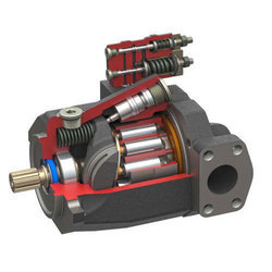 1104 Hydraulic Pump Piston Service