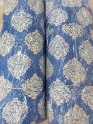 Knitting Printed Shamiyana Tent Fabric