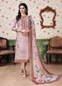 Upada Silk Churidar Suit