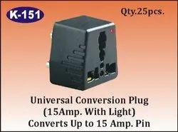 K-151 Universal Conversion Plug