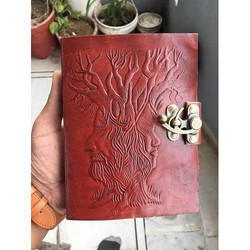 Vintage Leather Journal Cover