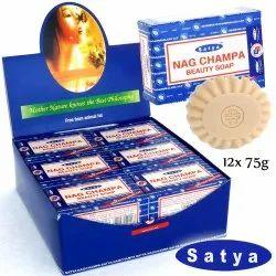 Satya Nag Champa Soap 75 Gm