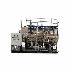 Industrial Oil Fired IBR Steam Boiler