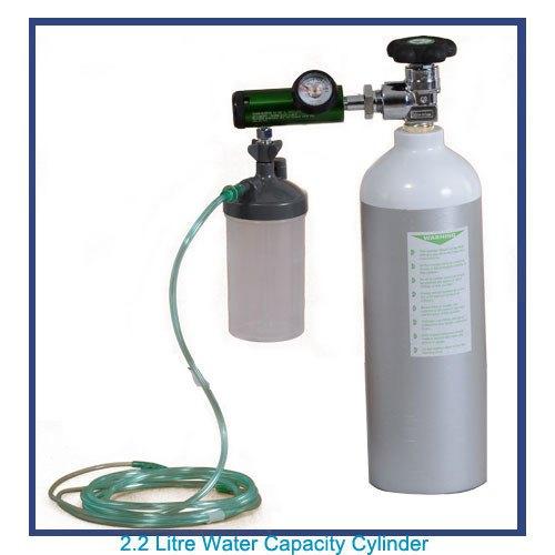Medical Aluminum Oxygen Cylinder