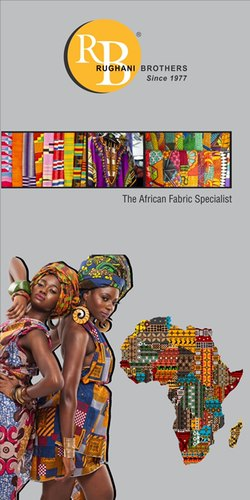 Ankara African Print Fabric