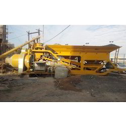 Mobile Batching Plant With Reversible