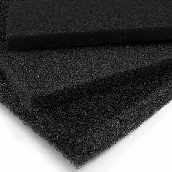 Black PP Foam Filters