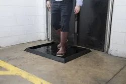 Disinfecting Rubber Mats