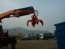 Scrap Grapple at Best Price in India