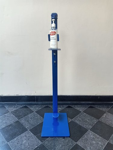Foot Operated Hand Sanitizer Dispenser, Capacity: adjustable