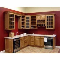 Stylish Kitchen Cupboard