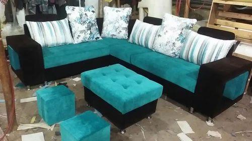 Corner Sofa Set Branded Color Design With 3 Year Warranty Branded Color