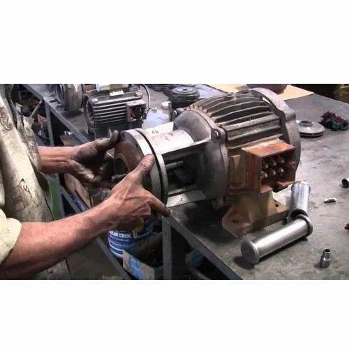 Vacuum Pump Repairing Service, Vacuum Pump Repair - Amtek