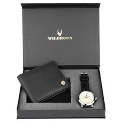 Wildhorn Watch Wallet Gift Combo