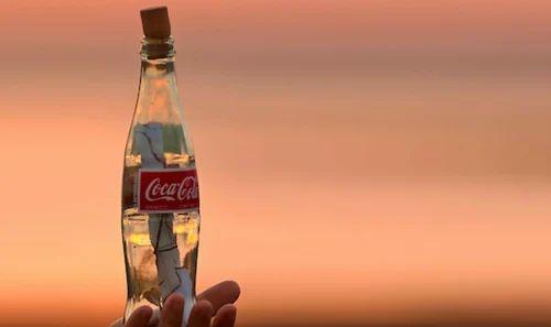 coca cola magican