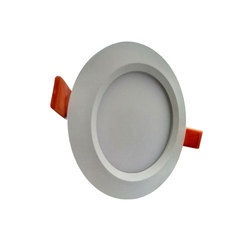 Brightica Cool Round White LED Panel Light