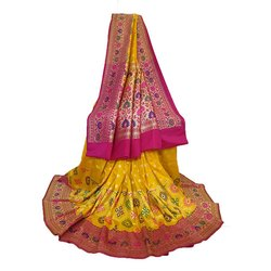 Angosree Banarasi Katan Silk