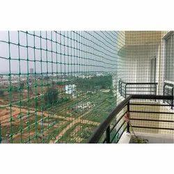 Nylon Anti Bird Net for Balcony