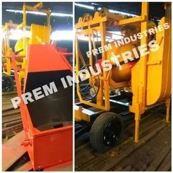 Lift Mixture Machine