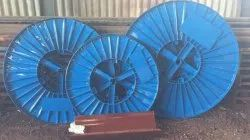 2000 mm MS Corrugated Steel Cable Drum