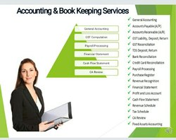 Accounting & Book Keeping Service