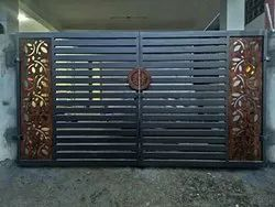 MM Craft Mild Steel Gate