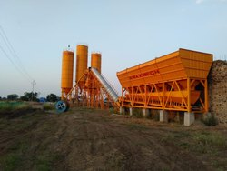 MCP-120 High Capacity Concrete Batching Plant