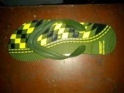 Rubber Design Slipper