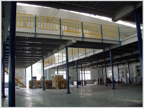 Mezzanine Floor Prefabricated Mezzanine Floor Manufacturer From