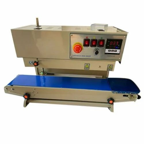 Automatic Heavy Duty Band Sealing Machine