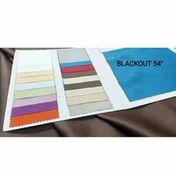 Blackout Fabric