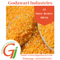 Godawari Indian Maize Broken G003, Organic