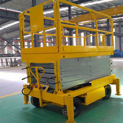 Industrial Stationary Scissor Lift