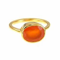Oval Shape Regular Cut Goregous Special Ladies And Womens Gemstones Handmade Ring