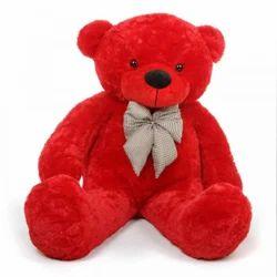 4 Feet Red Teddy Bear Cute
