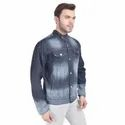 Skupar Faded Men Denim Jacket