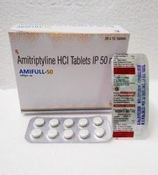 Amitriptyline HCL Tablets 50 MG