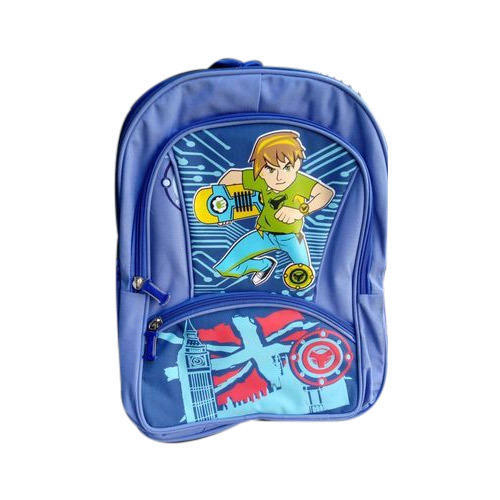 c75022852acf Blue School Bag