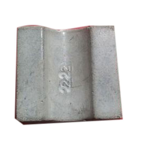 Square Concrete Cover Block 20mm, Size (Inches): 1x1 inch