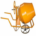 Hand Operated Concrete Mixer Machine