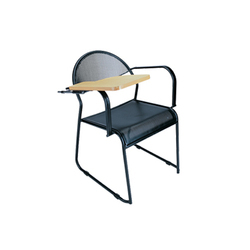 Steel Institution Chair