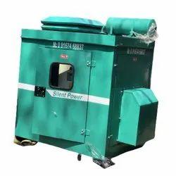 12 Kw Soundproof Bajaj-m Diesel Generator Set