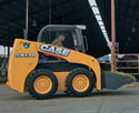 CASE SR130 Skid Steer Loaders
