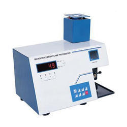 Flame Photometer Microprocessor