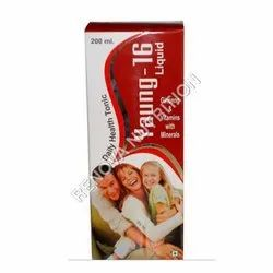 Ginseng And Vitamin Minerals Multivitamin Syrup